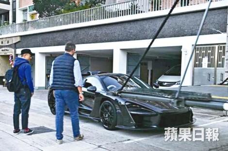Quách Phú Thành triển lãm xe hơi để làm từ thiện