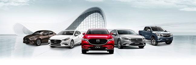 Don giang sinh va nam moi cung Mazda:  Qua tang len den 30 trieu dong