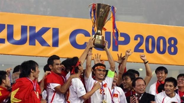 Ba kich ban de Viet Nam doat cup vang AFF Suzuki Cup 2018