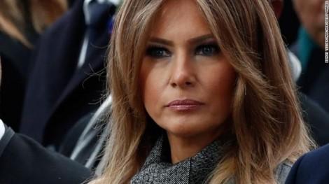 Đệ nhất phu nhân Mỹ Melania Trump đang mất điểm