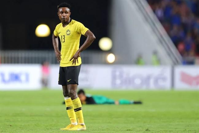 Chung ket luot ve AFF Cup: Malaysia e ngai nhat tien ve Nguyen Quang Hai
