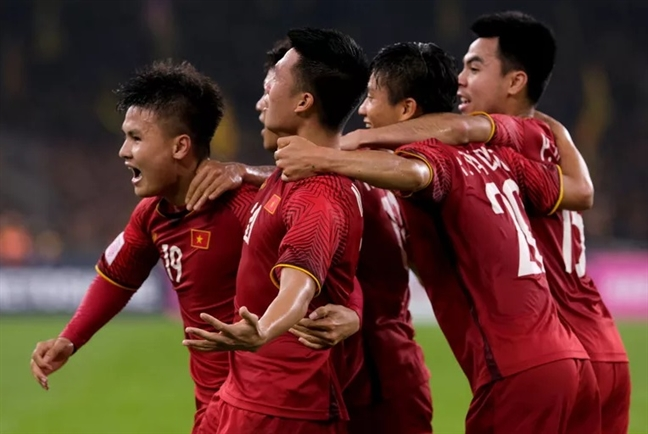 Tien thuong chuc vo dich AFF Cup 2018 cao ky luc