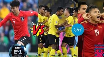 Giành ngôi vô địch AFF Cup 2018, Việt Nam sẽ tranh 'siêu cúp' với Hàn Quốc