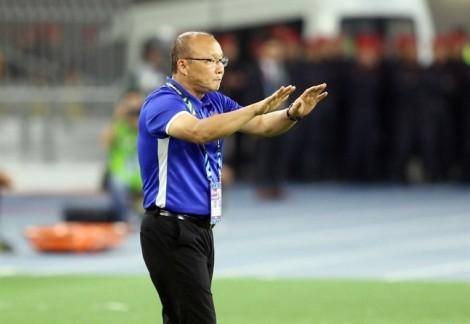Đội hình ra sân của Việt Nam - Malaysia trận chung kết lượt về AFF Cup 2018