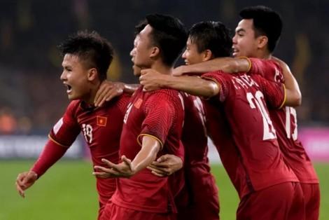 Tiền thưởng chức vô địch AFF Cup 2018 cao kỷ lục