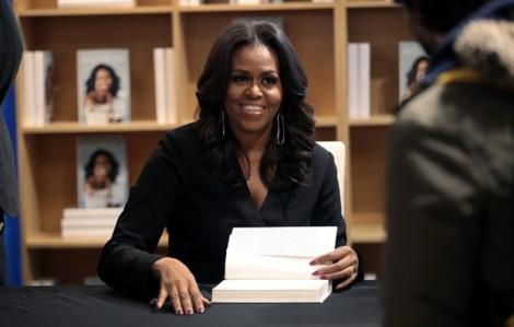 Quyền lực mềm mới của Michelle Obama