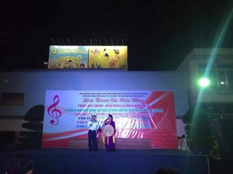 Hội Phụ nữ đoạt nhiều giải thưởng tại Liên hoan Ca múa nhạc 'Tiếng hát Quân - Dân quận 6'