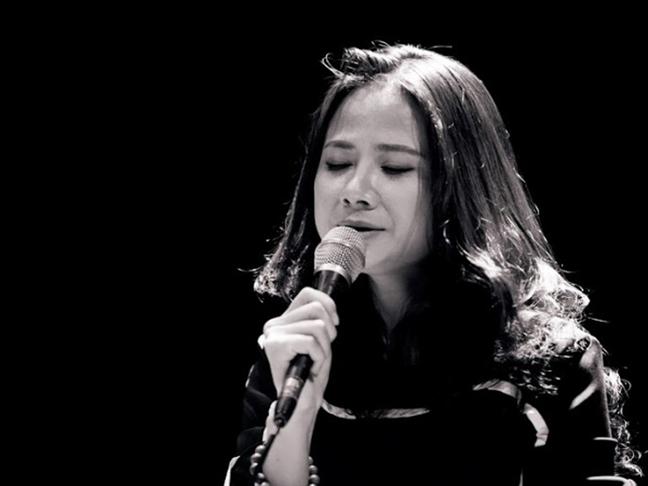 Giang Trang: 'Toi la nguoi hat  nghiep du co tu tuong'