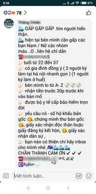 Nhieu duong day bi bat, 'cho than online' van hoat dong cong khai