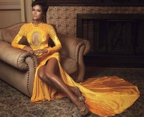 Điểm lại hàng loạt trang phục giúp Hoa hậu H'Hen Niê khoe dáng hoàn hảo