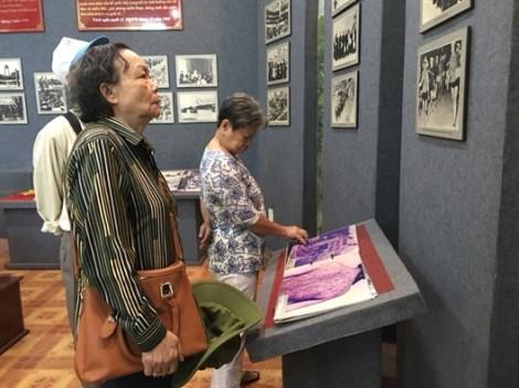 Quận 5: Hơn 110 hội viên về thăm Bảo tàng Quân đoàn 4