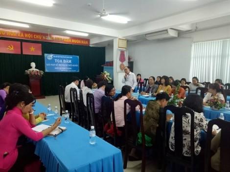 Huyện Bình Chánh: Bàn giải pháp hỗ trợ phụ nữ khởi nghiệp