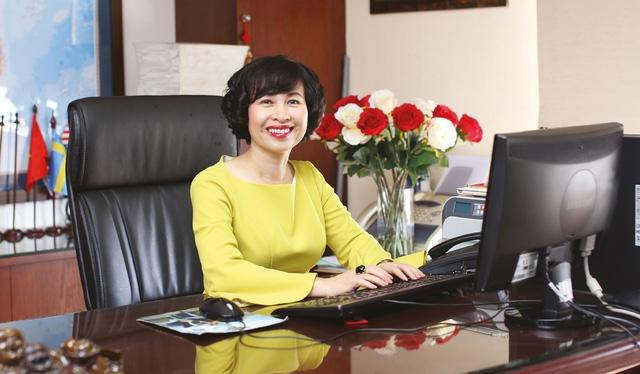 Giao su Mai Hong Quy tro thanh Hieu truong Truong Dai hoc Hoa Sen