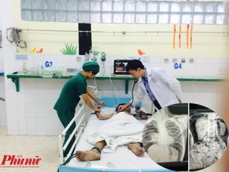 Bé trai ở Đồng Nai nhập viện vì đám bạn chặn đầu bơm hơi vào hậu môn