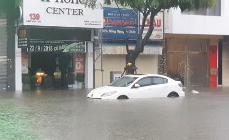Ngập lụt Đà Nẵng: Phải xem lại tính dự báo trong quy hoạch