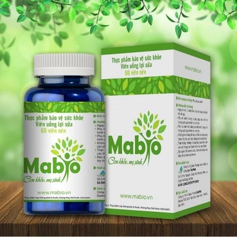 Bộ Y tế khuyến cáo không mua viên uống lợi sữa Mabio theo quảng cáo trên mạng