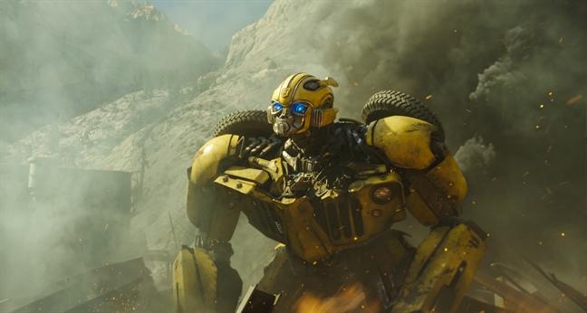 'Bumblebee': Thuong hieu Transformers cuoi cung da tim duoc loi thoat
