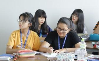 Trường đại học Kinh tế - Luật xét học bạ với học sinh chương trình phổ thông quốc tế