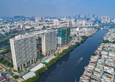 Diamond Lotus Riverside xứng đáng là biểu tượng xanh giữa lòng thành phố
