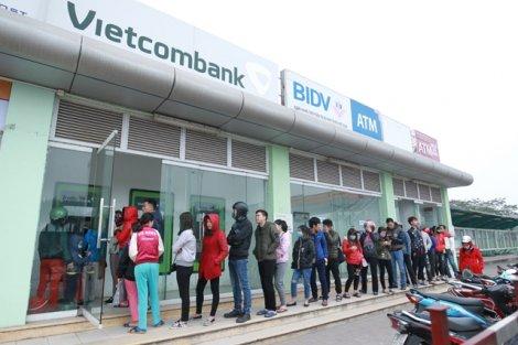 Ngân hàng Nhà nước yêu cầu bảo đảm hoạt động ATM cuối năm