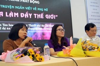 Nhà văn Nguyễn Ngọc Tư phát động cuộc thi truyện ngắn viết về phụ nữ