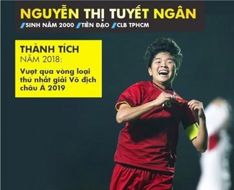 Nguyễn Quang Hải nhận danh hiệu 'Quả bóng vàng nam 2018'