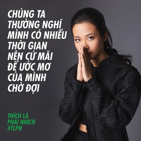 Rapper Suboi: 'Luc toi thay that bai la luc moi nguoi nhin toi thanh cong nhat'