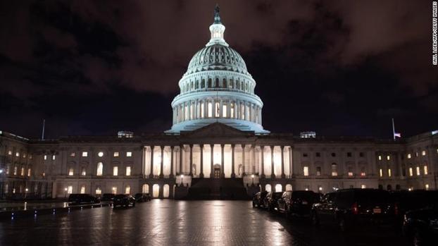 Washington trong con ac mong truoc Giang sinh