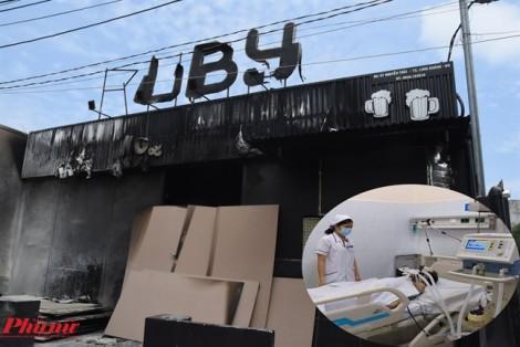Nạn nhân cuối cùng của vụ cháy quán nhậu ở Đồng Nai đã tử vong