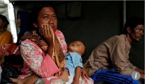 Người dân Indonesia chật vật, thiếu thốn trăm bề sau sóng thần