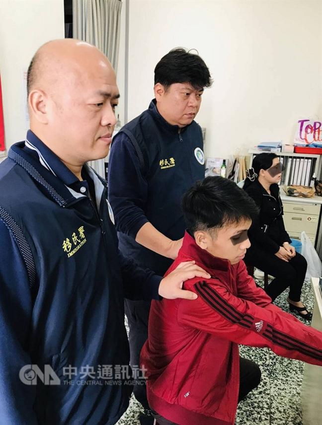 Tim thay 11 nguoi trong nhom 152 khach Viet mat tich tai Dai Loan