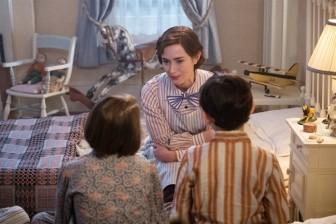 'Mary Poppins Returns': Xứng đáng được 4 đề cử tại giải Quả cầu vàng 2019