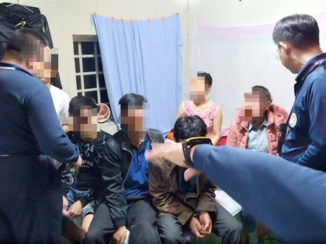 Du khách Việt trốn lại Đài Loan để… lao động chui?