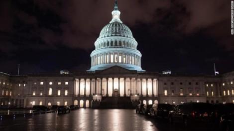 Chính phủ Mỹ tiếp tục đóng cửa một phần đến đầu năm 2019