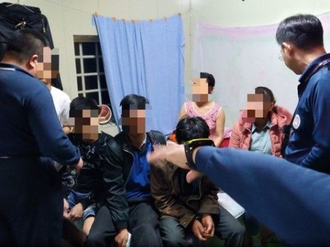 Tạm giữ 14 người Việt trong nhóm khách mất tích tại Đài Loan