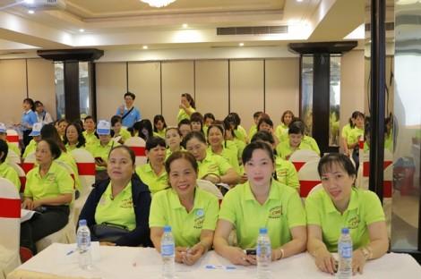 Tập huấn kỹ năng quản lý nguồn vốn hỗ trợ phụ nữ phát triển kinh tế