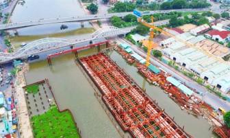 Vụ đổi thép ở dự án chống ngập triều cho TP.HCM: Lãnh đạo Công ty Trung Nam BT gửi đơn tố cáo lên Bộ Công an