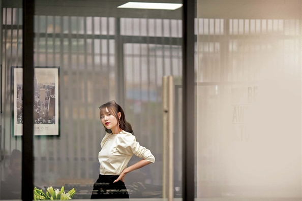 Ninh Duong Lan Ngoc: Anh sang khong  bao gio tat khi niem tin van con