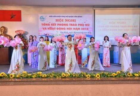Quận Tân Bình: Mạnh mẽ đổi mới nội dung, phương thức hoạt động Hội và phong trào phụ nữ