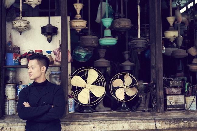 Album Duc Tuan: Nguoc dong lang du