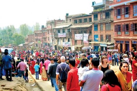 Sống chậm ở Nepal