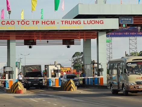Bắt 5 đối tượng bị tình nghi che giấu doanh số thu phí cao tốc Trung Lương