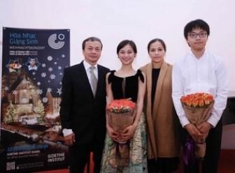 Mẹ thần đồng âm nhạc Trần Lê Quang Tiến: Làm bạn của con, bền bỉ và kiên nhẫn