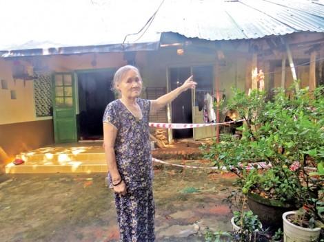 Thừa Thiên - Huế: Thót tim sống trong những ngôi nhà cổ chờ sập