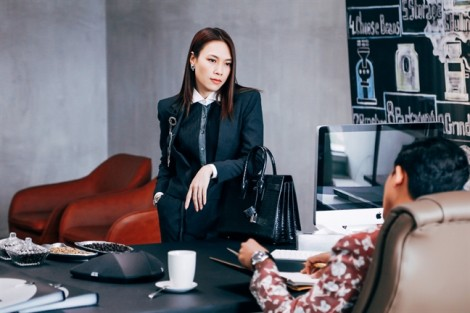 'Chị trợ lý của anh': 'Thót tim' với diễn xuất của Mỹ Tâm, Mai Tài Phến