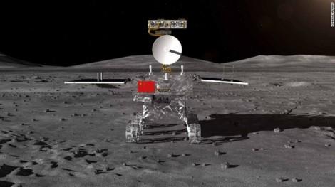 Trung Quốc và mốc son lịch sử trên Mặt Trăng