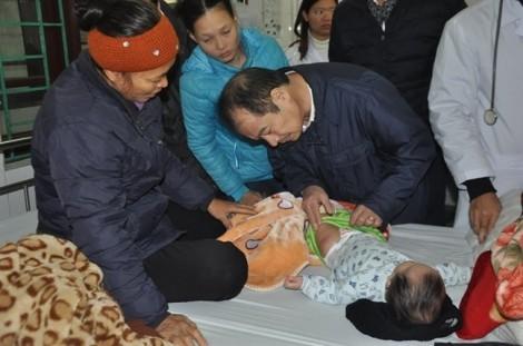 Hà Nội: 10 trẻ tại một huyện nhập viện sau khi tiêm vắc xin ComBE Five