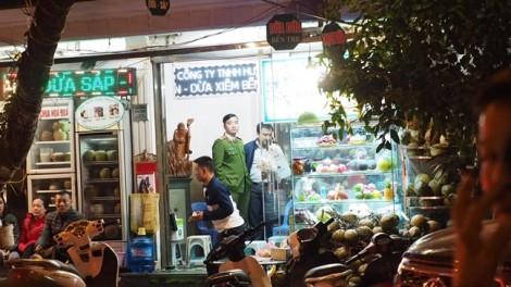 Bắt 'ông trùm' băng nhóm bảo kê ở chợ Long Biên