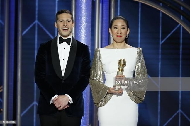 Sandra Oh: Net A kieu hanh tai lanh dia Hollywood