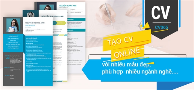 7 meo tao CV online xin viec hoan hao nam 2019